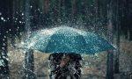La pioggia ritorna dopo una lunga assenza