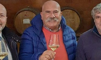 Crevacuore, festa per il sindaco Raffo in pensione