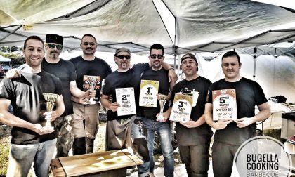 Team Centro Barbecue Biella brilla nella gara nazionale a Varese