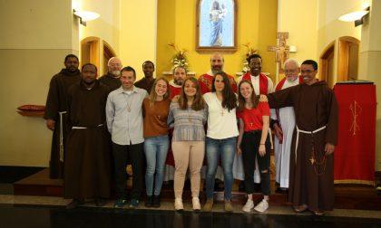 Cossatesi in missione a Capo Verde