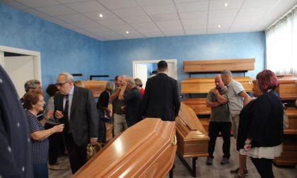 Netro, nuova sede in paese per Onoranze Funebri Valle Elvo