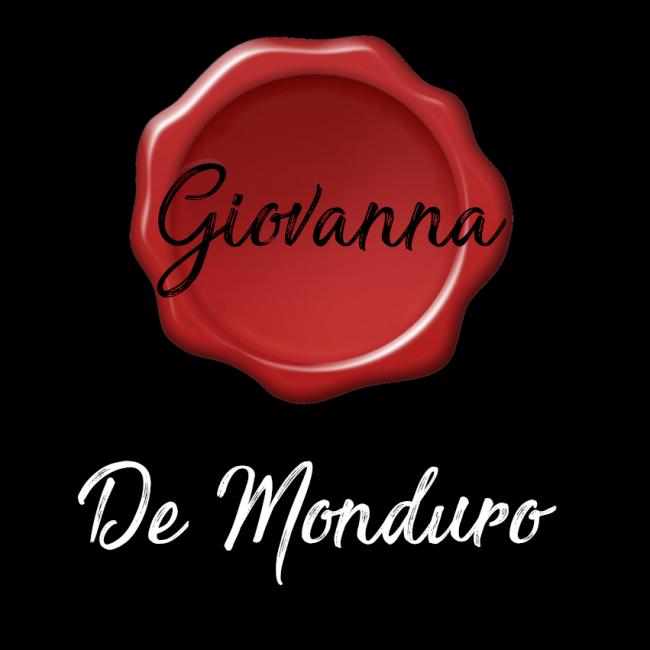 Il logo del brand Giovanna de Monduro