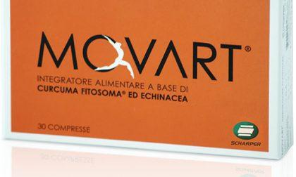 Richiamato integratore Curcuma Fitosoma ed Echinacea Movart
