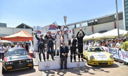 9° Rally Lana Storico: Da Zanche e De Luis, vittoria per un secondo