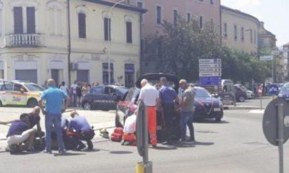 Carabiniere ferito, il capo pattuglia era stato in servizio a Biella