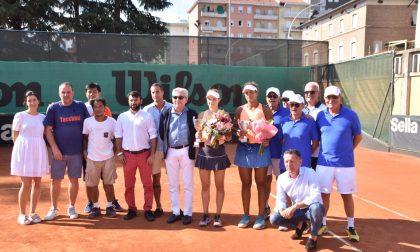 Tennis, il Sella Open all'ucraina Zavatska