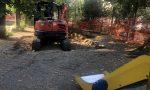 Biella, al via il restyling dei parchi giochi della città