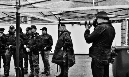 Polizia, il calendario 2020 firmato da Paolo Pellegrin