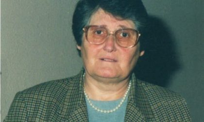 Addio Diana Agnello, storica commerciante