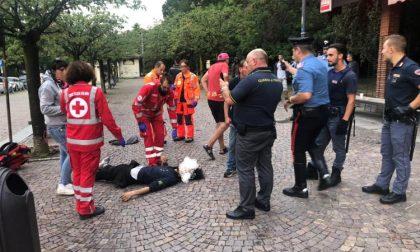 Quattro arrestati dopo maxi rissa ai giardini Zumaglini FOTO