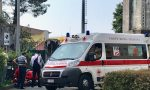 Incidente in viale Macallè, motociclista in ospedale FOTO