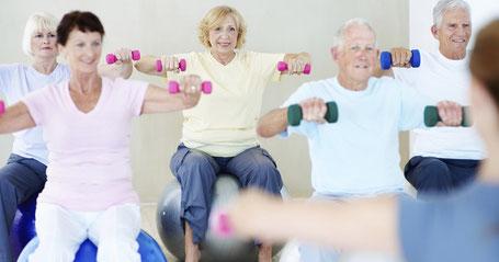 Corsi di ginnastica per anziani e adulti a Gaglianico. E una merenda offerta