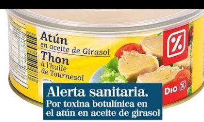 Tonno al botulino prodotto in Spagna ritirato dal mercato italiano ed europeo