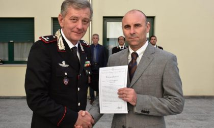 Indagini sul forno degli orrori: premiati i carabinieri
