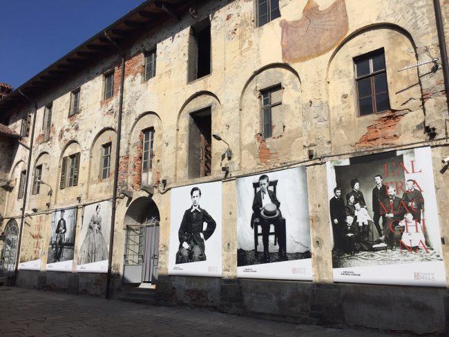 Giuseppe Venanzio Sella, la storia della fotografia