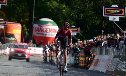 Lo speciale Giro d'Italia su Eco di Biella con intervista ad Egan Bernal