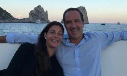E Lincoln Germanetti sposa Maria Giulia Maramotti