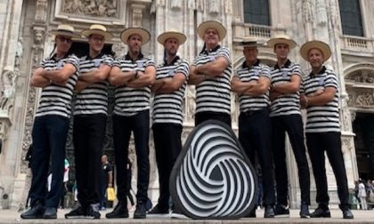 Biella Città Creativa conquista i gondolieri veneziani
