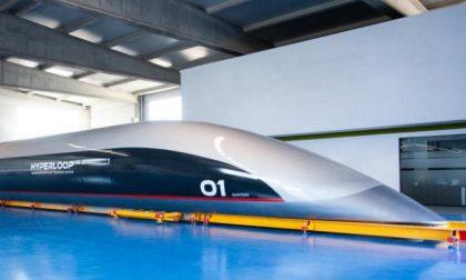 Torino-Milano in 7 minuti con il treno a levitazione magnetica