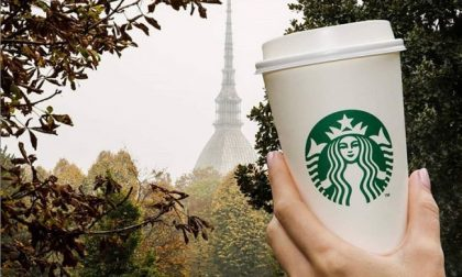 Starbucks Torino apre oggi a pochi metri da via Roma