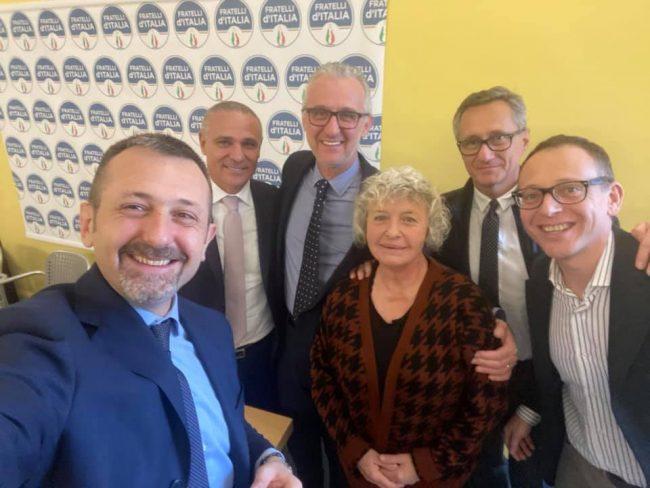 Amedeo Paraggio nuovo consigliere di Fratelli d'Italia