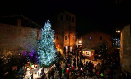 Candelo, inaugura borgo di Babbo Natale, tutti gli appuntamenti