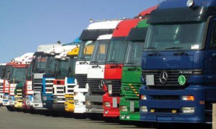 Gli autotrasportatori piemontesi pronti a spegnere i motori