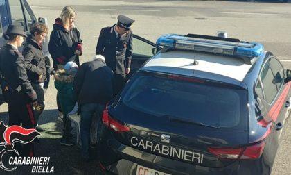 Caserma dei carabinieri aperta per il 4 novembre
