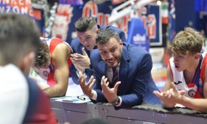 Colpo di scena: coach Galbiati lascia Biella