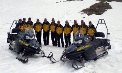 """Guardia di finanza: si cercano 33 """"Tecnici di Soccorso alpino"""""""