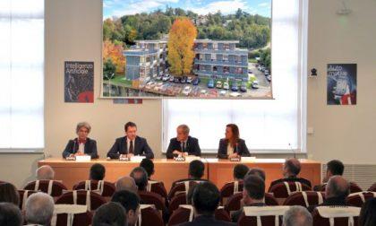 Olivetti il nuovo quartier generale inaugurato a Ivrea