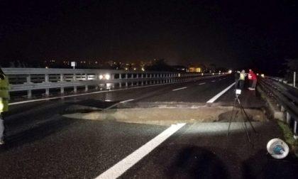 Maltempo, pesanti conseguenze sulle autostrade piemontesi