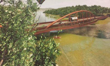 Il progetto del nuovo ponte sul torrente Cervo