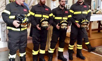 Quattro nuovi angeli del fuoco