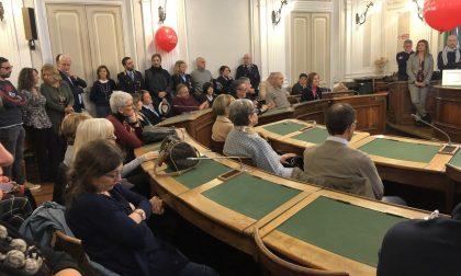 Palazzo Oropa festeggia 20 dipendenti pensionati
