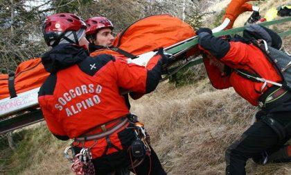 Passa la notte in un vallone a Caprile: escursionista salvato stamane