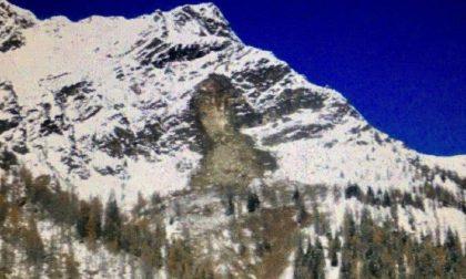 Valanga Alagna: alpe travolta, chiusa la strada della val Vogna
