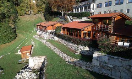 Spa e ristorante La Bossola chiusi per lavori