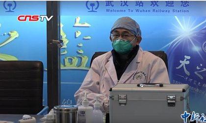 Torna dalla Cina con la febbre, in quarantena