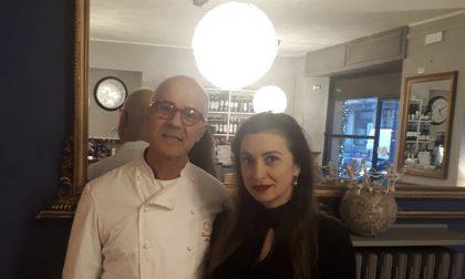 """Luciano Alberti, lo chef stellato è di nuovo nel """"suo"""" Biellese"""