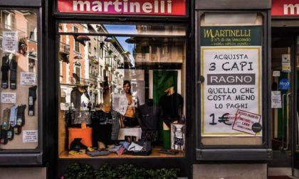Martinelli chiude dopo più di 80 anni