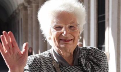 """Fiaccolata, Liliana Segre: """"Biella non merita le polemiche dei mesi scorsi"""""""