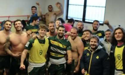 Biella Rugby scrive la storia: è in vetta alla Serie A