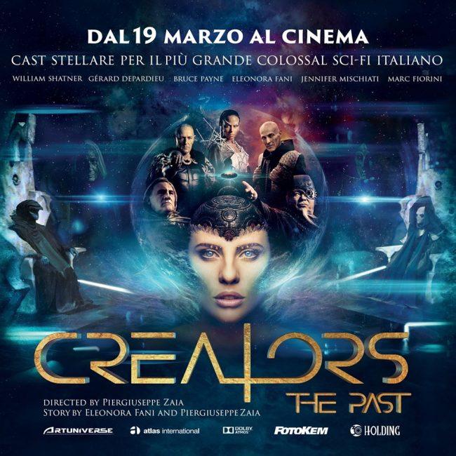 Creators The Past, kolossal fantasy made in Biella nei cinema a marzo TRAILER