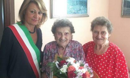 È morta Carola Libera Fracassetti, la centenaria di Vigliano