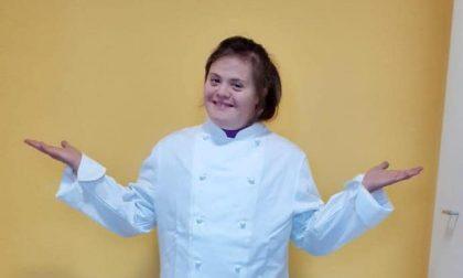 Nicole Orlando, la campionessa sogna un futuro da cuoca