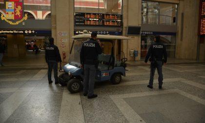 Controlli natalizi Polfer: tre arresti e 28 persone indagate