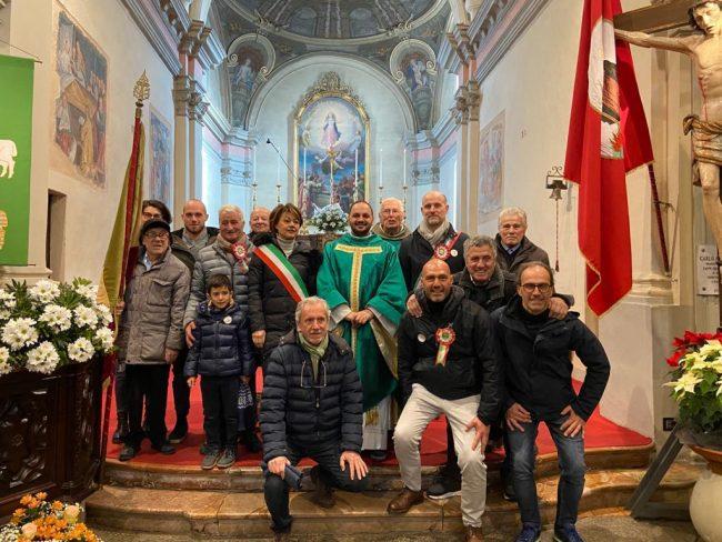 A Vigliano grande festa per Sant'Antonio Abate FOTO