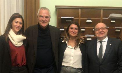 Biella Città della moda e sostenibilità: manager Brando Crespi in Comune