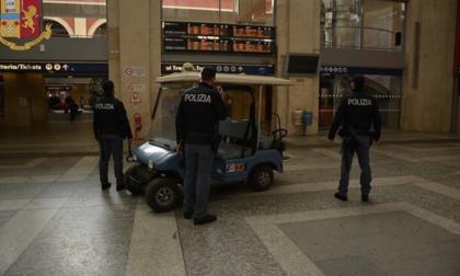 Operazione stazioni sicure, la Polizia Ferroviaria controlla Santhià